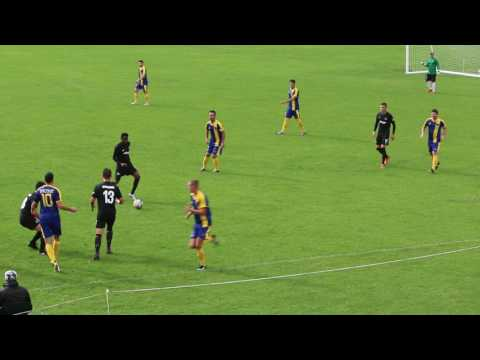 Manurewa AFC vs Wanderers FC. 14 April 2017