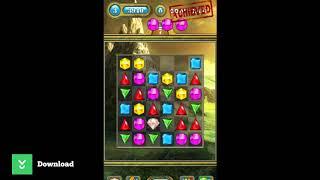 Jewels Switch - An addictive match 3 jewel puzzle