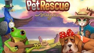 Pet Rescue Saga взлом (бесконечные жизни)