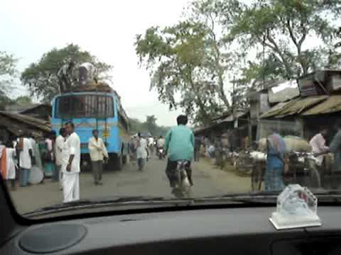 Kharagpur (near Kolkata) to Digha Beach by Car (India)