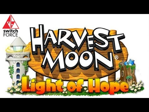 Harvest Moon: Light of Hope Coming To Switch!