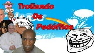 Trollando Pedófilos do Bate Papo UOL Pela Webcam Via Skype (ZUEIRA TOTAL)