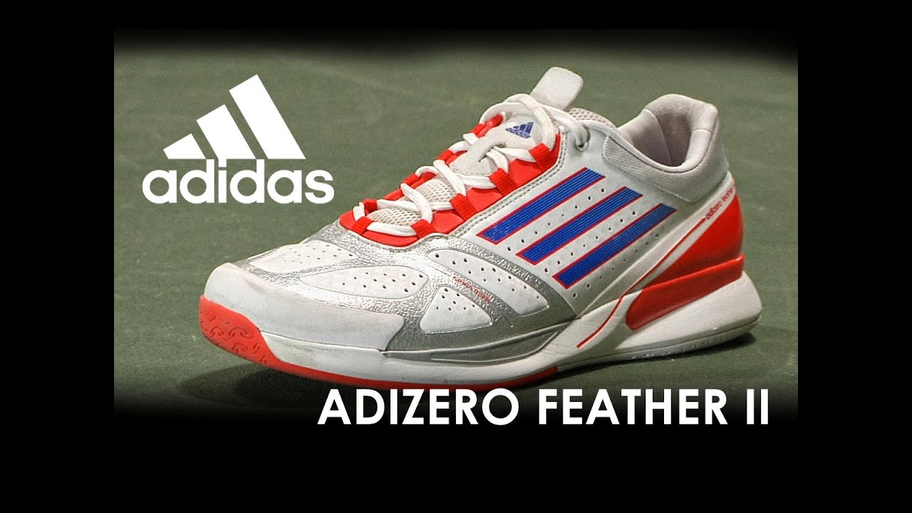 separation shoes cb413 46a59 Adidas Adizero Feather II Shoe Review