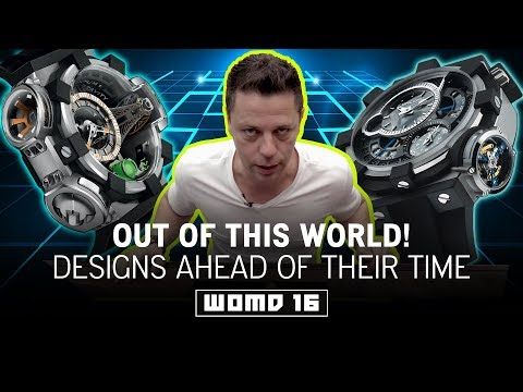 WOMD #16 500K watches from CONCORD?! The C1 Gravity and Quantum-Gravity Lab Tourbillons