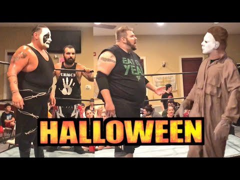 Halloween Appears At GTS vs SWF - Is SWF Owner The Game Master?