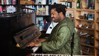 Sampha: NPR Music Tiny Desk Concert
