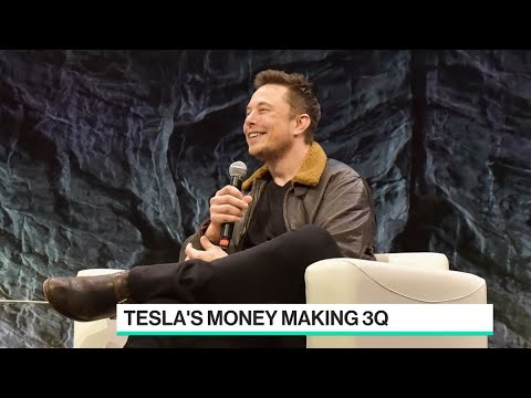 Breaking Down Tesla's Money-Making Third Quarter