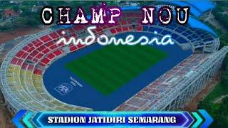 Update Renovasi Stadion Jatidiri Semarang
