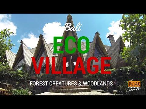 Bali Eco Village - Indonesia
