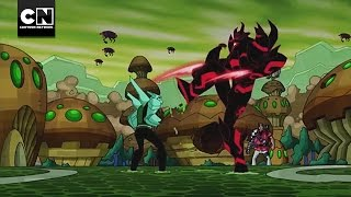 Omniverse: Ben vs. Malgax | Ben 10 | Cartoon Network
