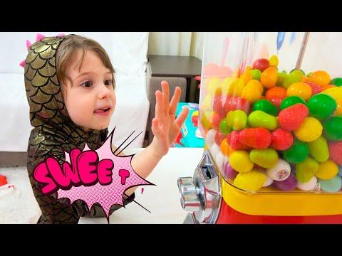 История про вредные сладкие конфеты для детей