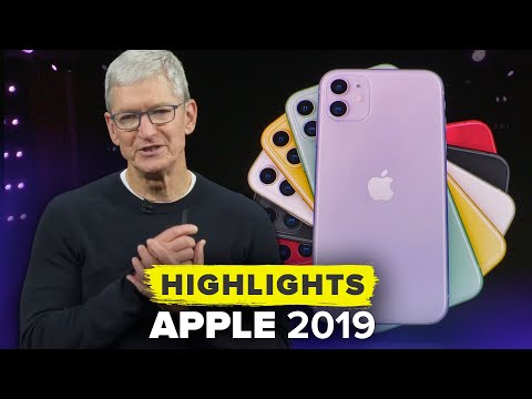 Apple's IPhone 11 Special Event In 13 Minutes