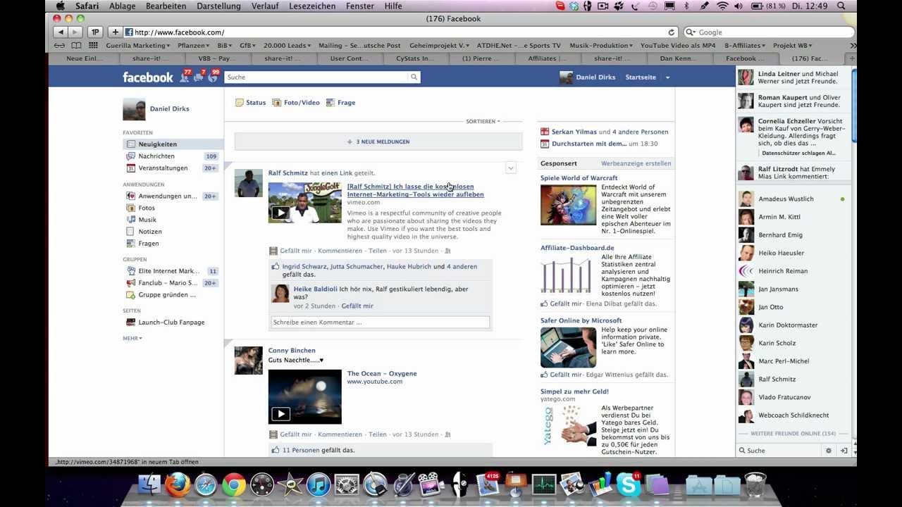 Geld Verdienen Facebook