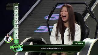 """Han Sara giữ vững """"thành tích""""   NHANH NHƯ CHỚP   NNC #4 MÙA 2   13/4/2019"""