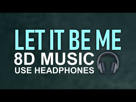 David Guetta - Let It Be Me (8D AUDIO) Ft. Ava Max