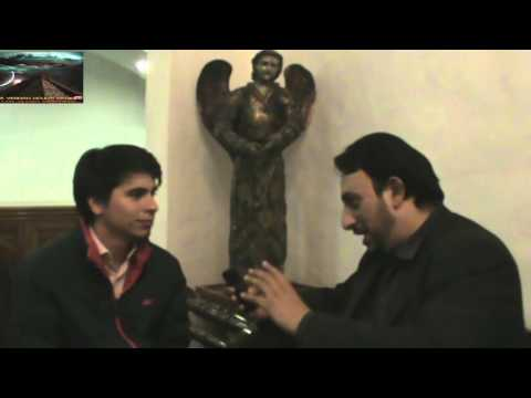 Entrevista exclusiva Emir Salazar chico cristal 2do congreso de espiritualidad