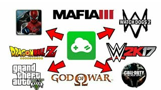 GLOUD GAMES LAUNCHED ON PLAYSTORE!! PLAY MAFIA 3,WWE 2K17,GOD OF WAR,GTA 5,WATCH DOGS ON GLOUD😍😍