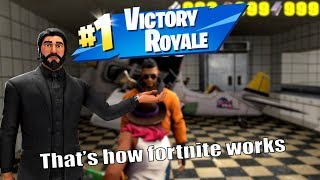 That's how fortnite works (SFM Animation)