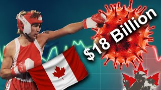 Pandemic Effects/ $82 Billion Investment ( Stimulus) For Canada