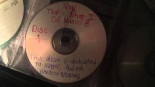 My 'Now That's What I Call Music! Collection' (Part 1)