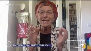 MES, Emma Bonino vs Silvia Sardone: