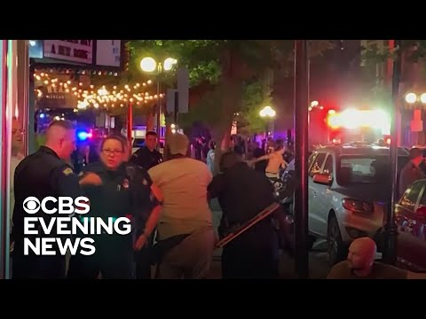 At least 9 people killed and 27 people injured in Dayton shooting