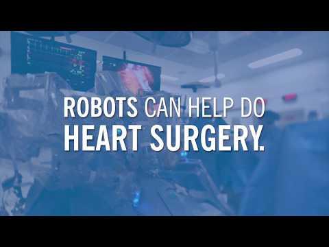 Robots Can Help Do Heart Surgery
