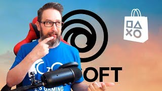 Promo Ubisoft en PS Store Agosto 14, 2018