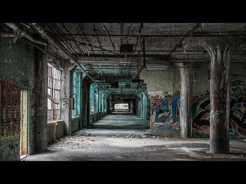 Inside Detroit's infamous Fisher Body plant 21