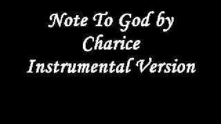 Note to God Instrumental Version
