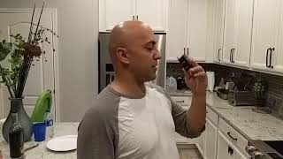 Testing out personal key chain breathalyzer