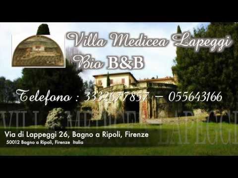 Bio B&B Villa Medicea Lappeggi