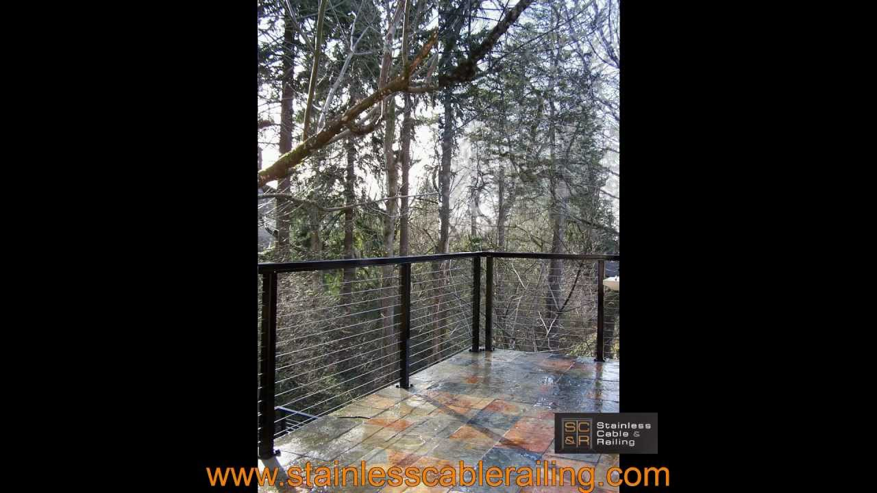 Cable Railing Vs Glass Railing Systems Pricing For Decks