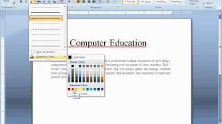Microsoft Office Word in Hindi