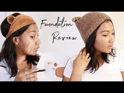 Organic Liquid Foundation? Does it Really Cover? Review