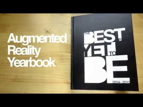 Augmented Reality Yearbook