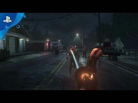 Evil Within 2 - First Person Mode Trailer   PS4