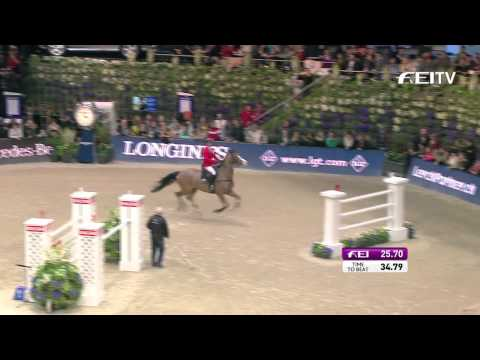 Longines FEI World Cup™ Jumping 2013/14 - Zurich - News