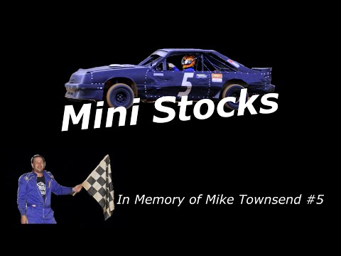 411 Motor Speedway Mini Stocks 6 19 15