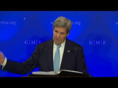 John Kerry blasts Russia regarding Syria