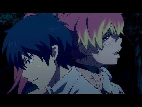 Blue Exorcist Fight: Rin Vs Shura