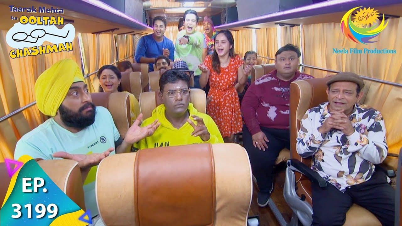 Download Taarak Mehta Ka Ooltah Chashmah - Ep 3199 - Full Episode - 30th June, 2021