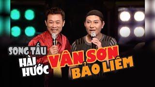 VAN SON ????SONG TẤU HÀI | Vân Sơn - Bảo Liêm.