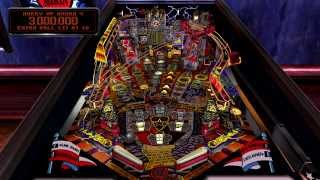 The Pinball Arcade - Medieval Madness - PC Gameplay