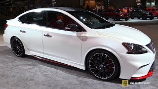 Nissan Sentra Nismo Concept 2013 Videos