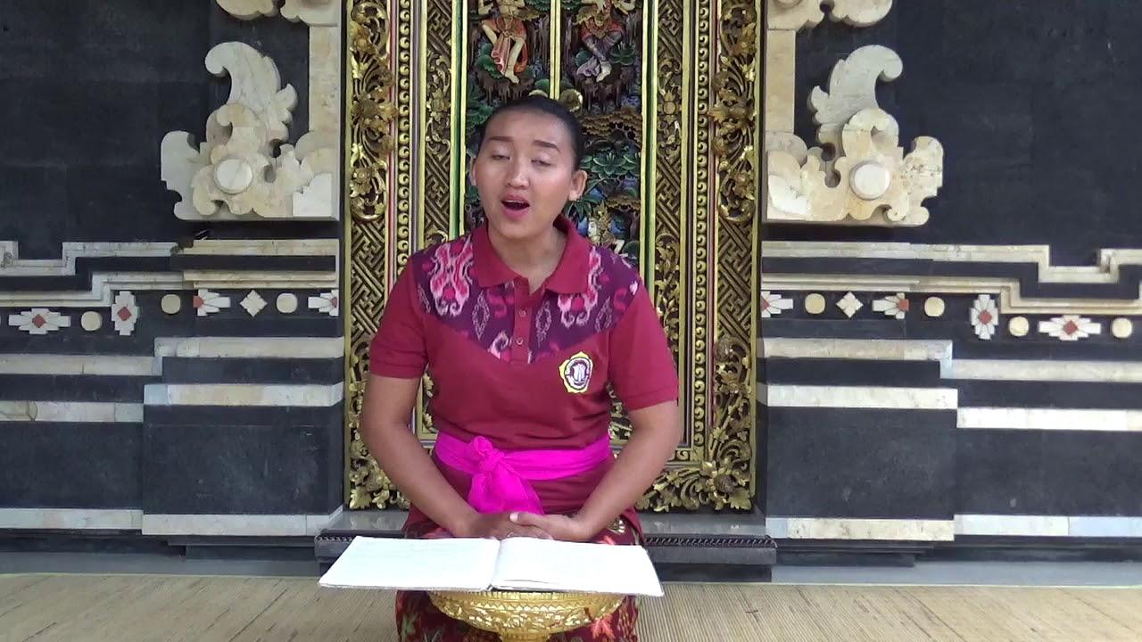 Download Video Kekawin Arjuna Wiwaha Penyuluh Bahasa Bali Badung Mengwi Baha