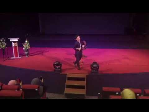 Wahai Kekasihku - Fitri Haris live at UPSI Sembang Tokoh 6 ,,, 19/09/2018