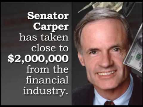 Tom Carper - A Choice to Make