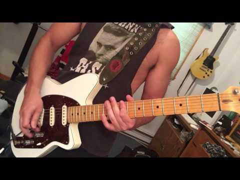 Soundgarden: No Attention - Guitar Cover