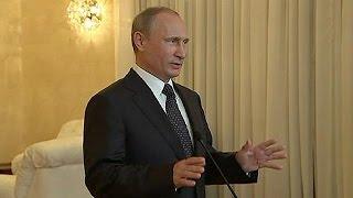 Putyin szerint visszafelé sülhetnek el az Oroszország elleni újabb szankciók